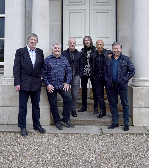 The Original Alan Parsons Project Band THE PROJECT